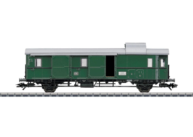 Märklin 4315 Gepäckwagen der DB / Spur H0 / Epoche III