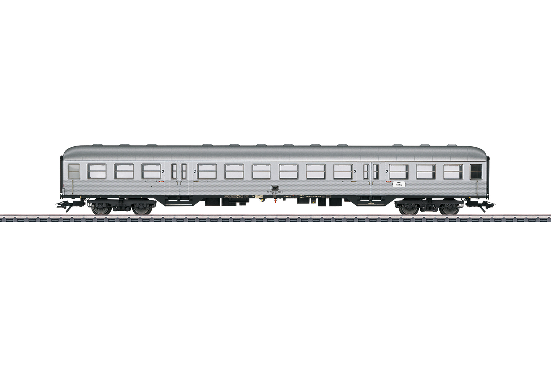 Märklin 43897 Nahverkehrswagen Silberling 2.Klasse / Spur H0 / Epoche IV