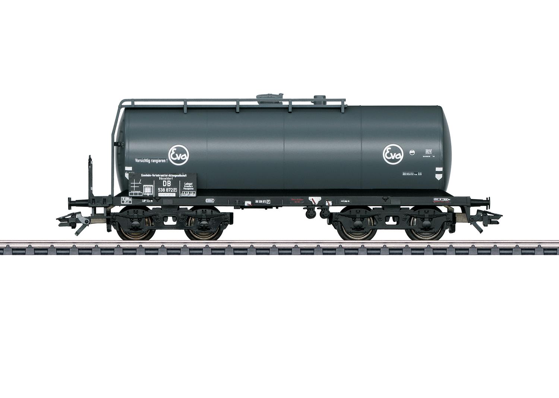 Märklin 46539 Einheits-Kesselwagen Eva der DB / Spur H0 / Ep. III