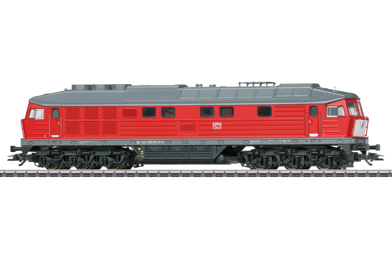 Märklin 36435 Diesellok BR 232 der DB / Spur H0 / mfx / Sound / Epoche VI