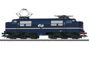 Märklin 37025 E-Lok Reihe 1200 der NS, Spur H0, mfx+, Sound, Epoche IV