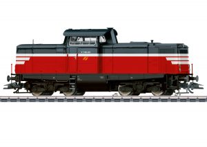 Märklin 37174 Diesellok BR V100 SerFer, Spur H0, mfx+, Sound, Epoche V