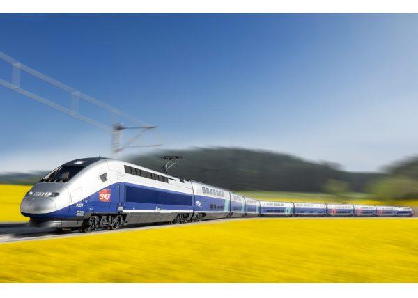 Märklin 37793 TGV Euroduplex / Spur H0 / mfx+ / Sound / Epoche VI