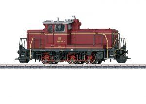 Märklin 37861 Diesel-Rangierlok BR V 60 der DB