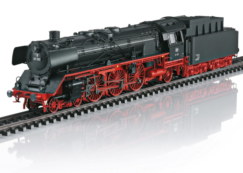 Märklin 39004 Dampflok BR 01 der DB / Spur H0 / mfx+ / Sound / Epoche III
