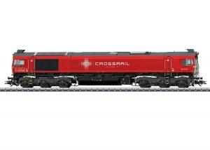 Märklin 39065 Diesellok Class 77 Crossrail, Spur H0, mfx+, Sound, Ep.VI