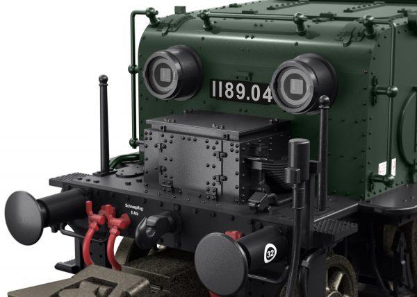Märklin 39089 E-Lok Reihe 1189 der ÖBB