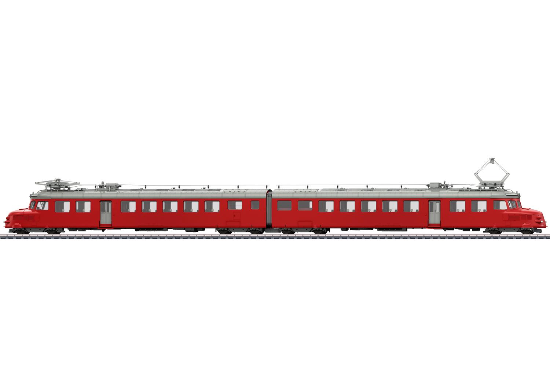 Märklin 39260 Triebwagen RAe 4/8 Churchill / Spur H0 / mfx+ / Sound / Epoche VI