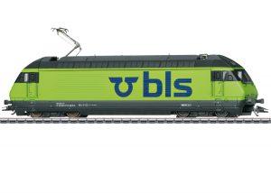 Märklin 39462 E-Lok Re 465 der BLS, Spur H0, mfx+, Sound, Epoche VI