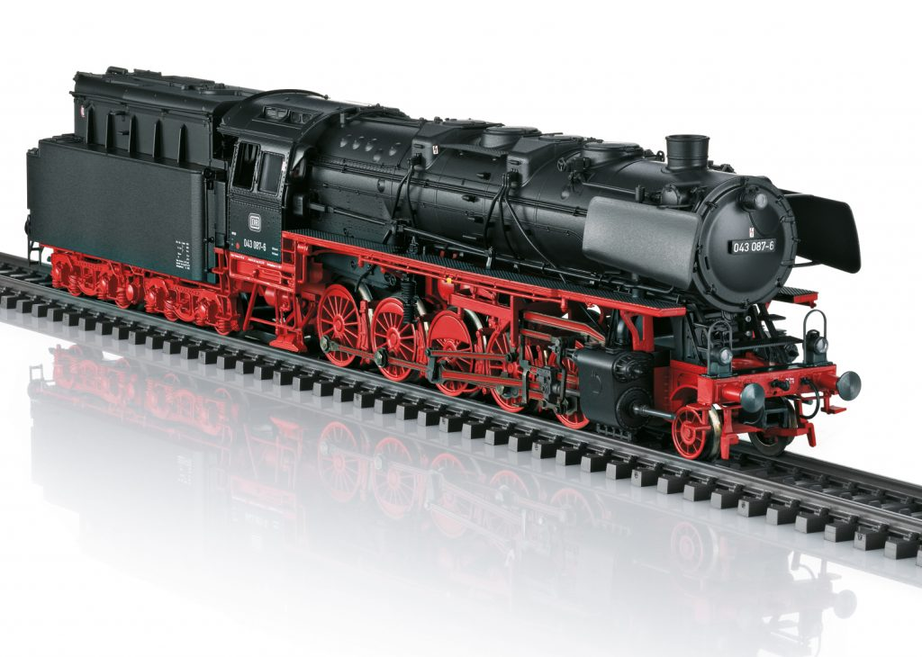 Märklin 39884 kaufen, Güterzug-Dampflok BR 043 Öl, Spur H0, mfx+, Sound