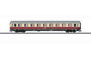 Märklin 43845 Abteilwagen Avümz 111 der DB / Spur H0 / Epoche IV