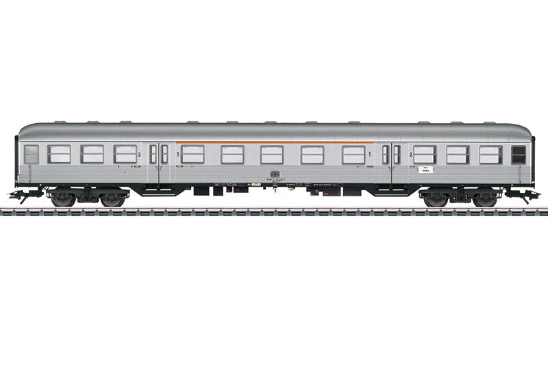 Märklin 43898 Nahverkehrs-Silberling 1./2. Kl. der DB, Spur H0