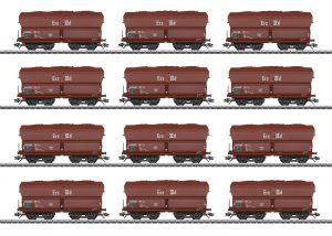 Märklin 46213 Wagen-Set Erz IIId der DB