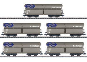 Märklin 46268 Selbstentladewagen-Set der NS