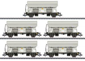 Märklin 46306 Schwenkdachwagen-Set der NS/Armita