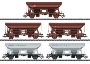 Märklin 46307 Schüttgutwagen-Set der CFL