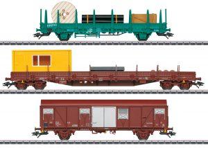 Märklin 49956 Dienstwagen-Set zur Serie 55 der SN / Spur H0 / Epoche V