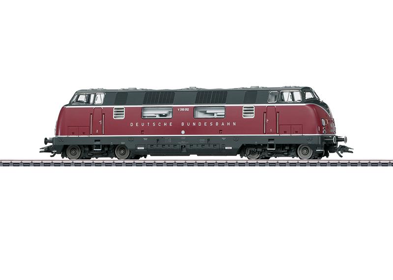 Märklin 37806 Diesellok V200.0 der DB, Spur H0