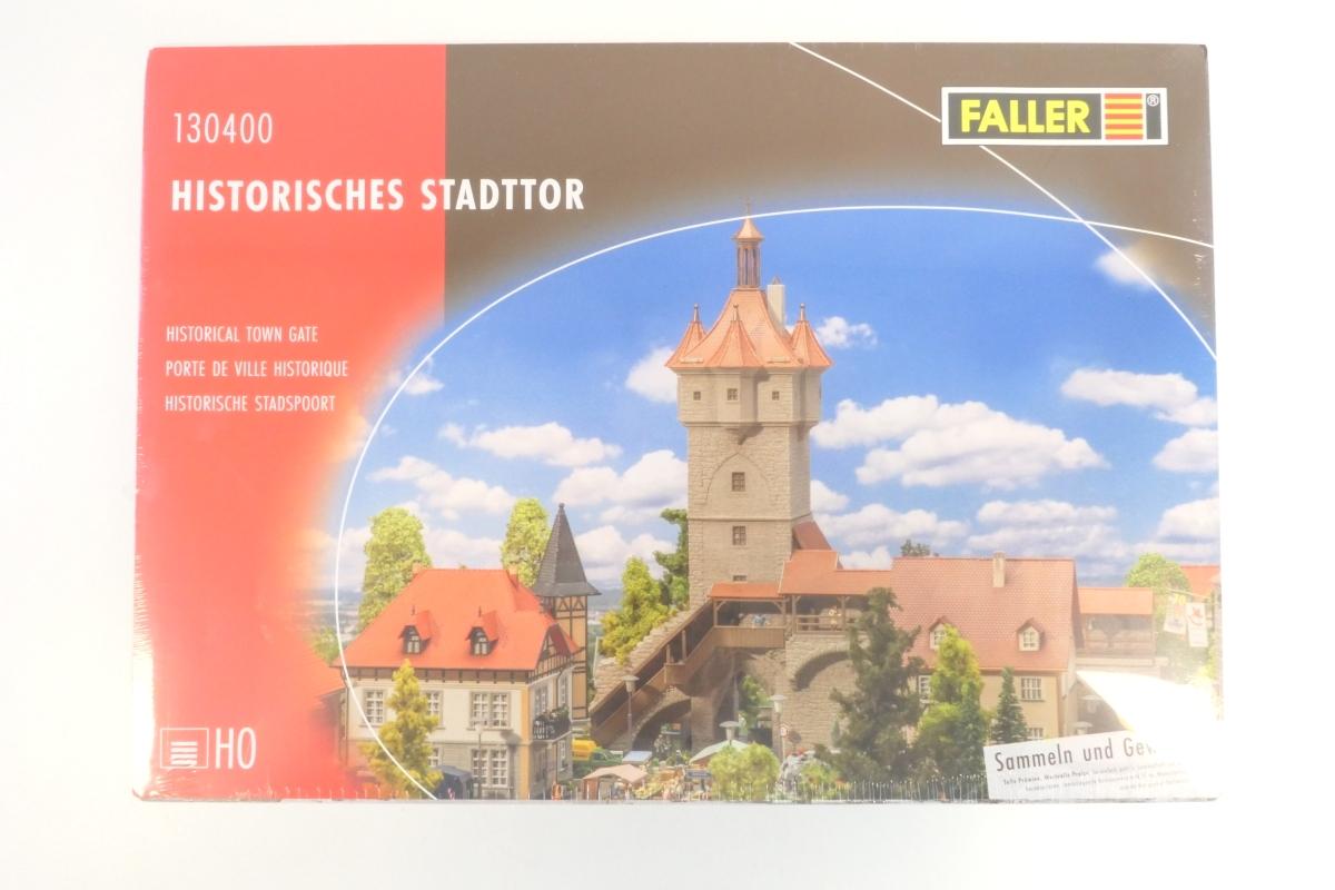 (KNM301) Faller 130400 H0 Historisches Stadttor OVP