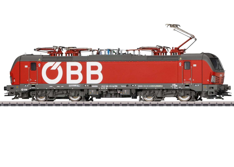 Märklin 39198 E-Lok Reihe 1293 Vetron ÖBB / Epoche VI / Spur H0 / mfx / DCC / Sound