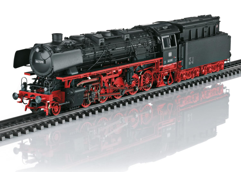 Märklin 39889 Güterzug-Dampflok 44 1315 der DB, / Epoche VI / Spur H0 / mfx / DCC / Sound
