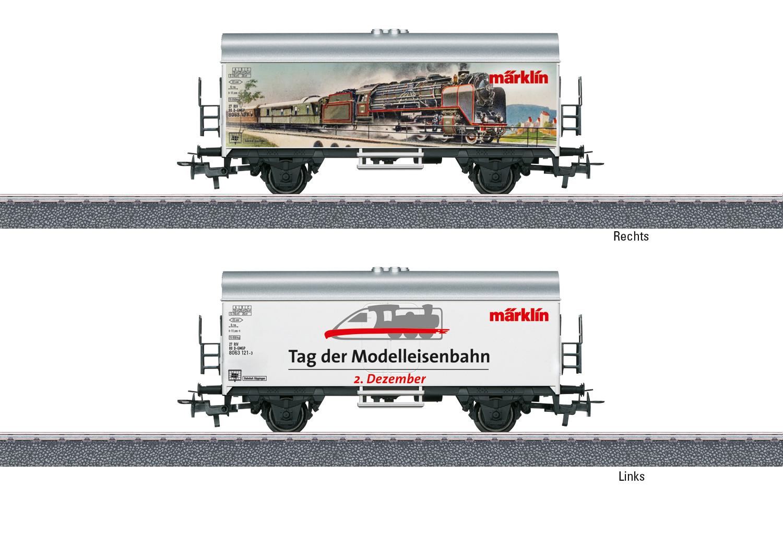 Märklin 44221 Wagen Int.Tag der Modellbahn  / Spur H0