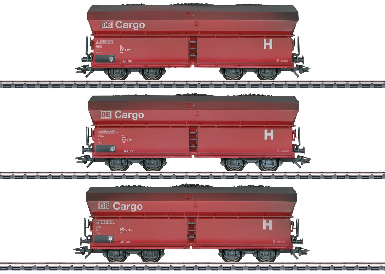 Märklin 46238 Selbstentladewagen-Set DB AG / Epoche V / Spur H0