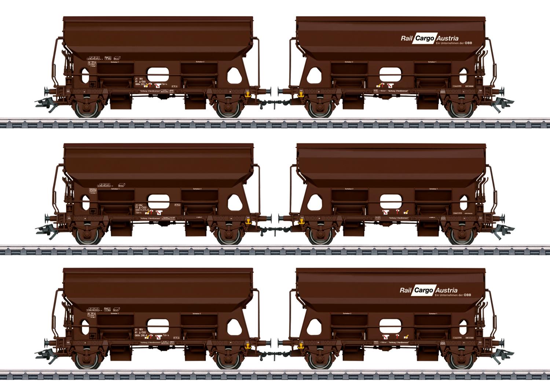 Märklin 46308 Selbstentladewagen-Set ÖBB / Epoche VI / Spur H0