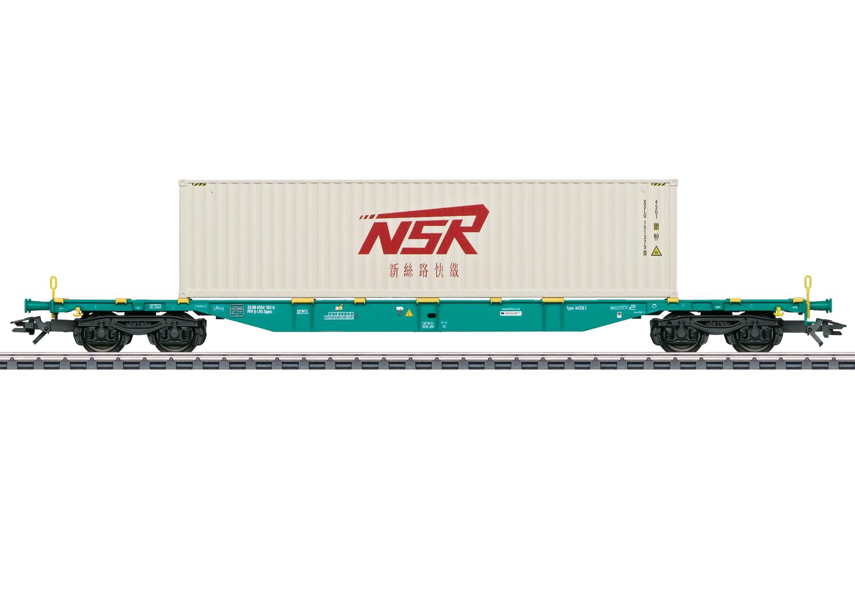Märklin 47135 Containerwagen HC / Epoche VI / Spur H0